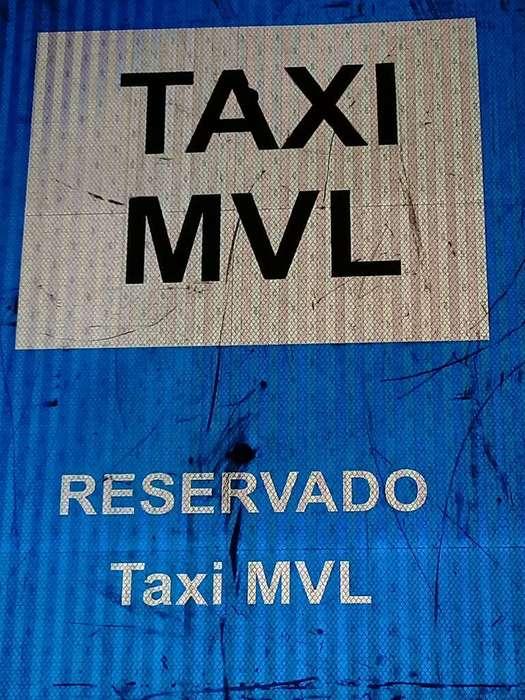 Transfiero Licencia de Taxi V.lopez