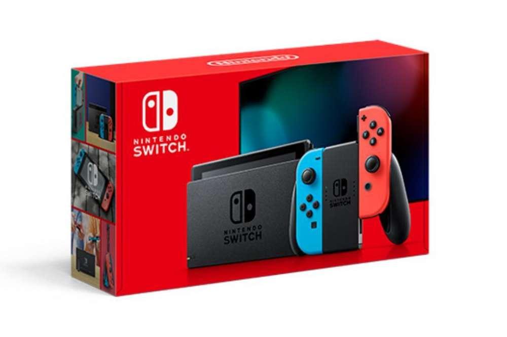 Nintendo Switch Neon Versión 2019 Nuevos