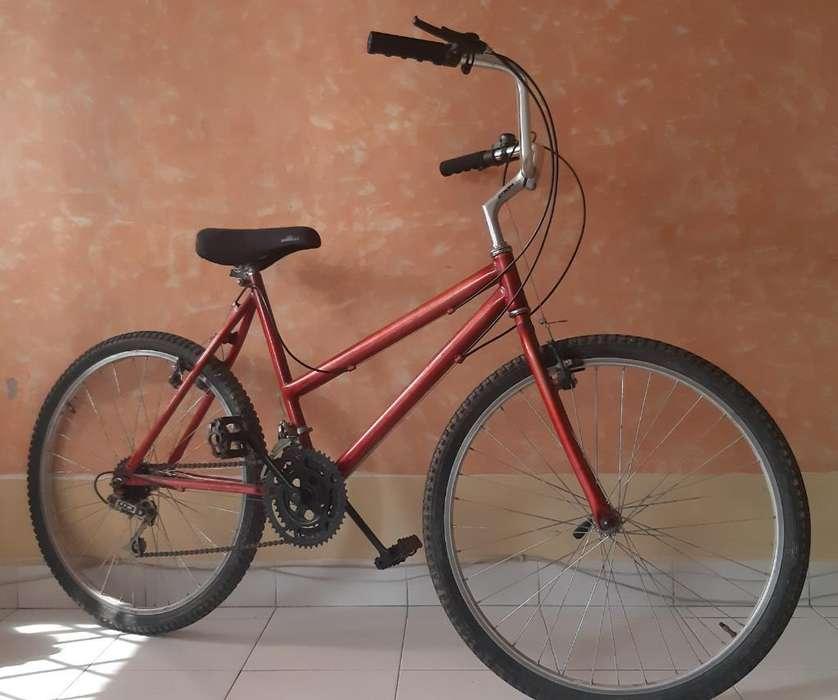 Todoterreno Bicicleta