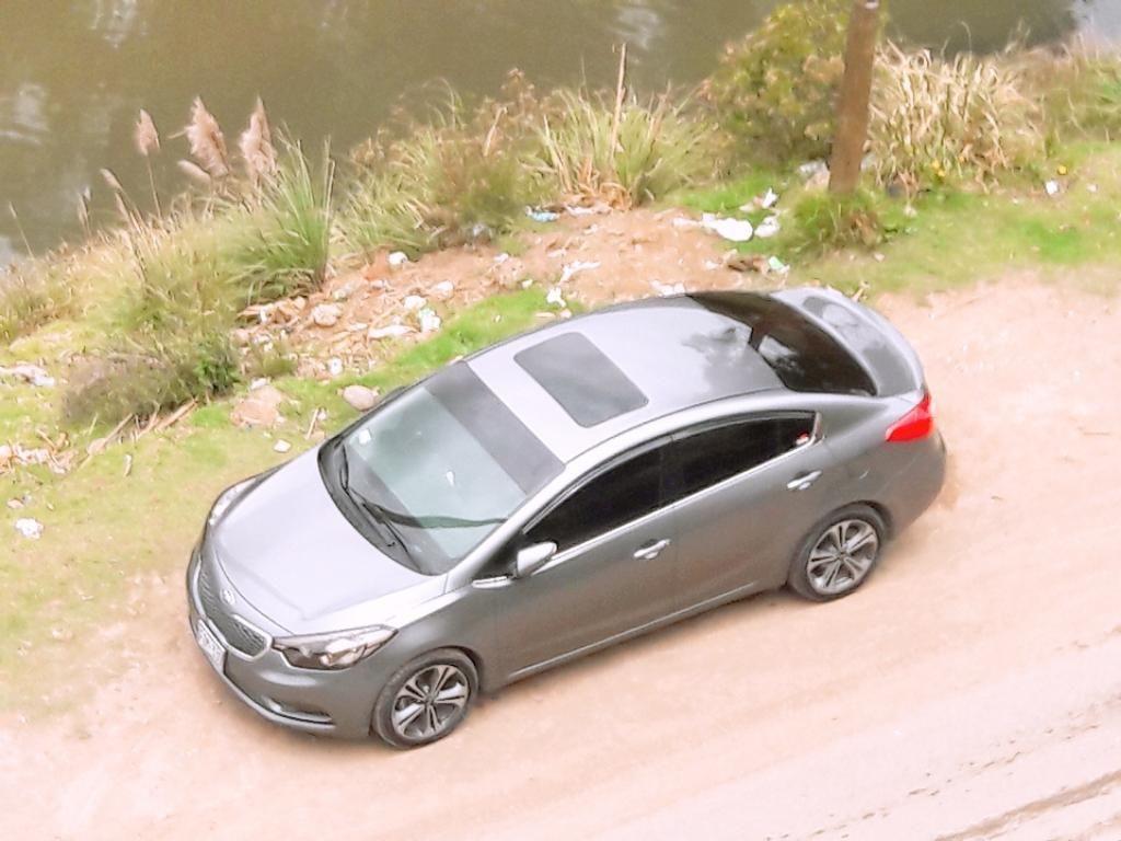 Ocacion Kia Cerato Sx Full Modelo 2015