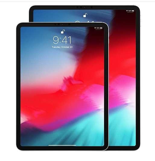 iPad Pro 12.9 3ra Gen 256gb 4g Lte 2018 Tienda San Borja.