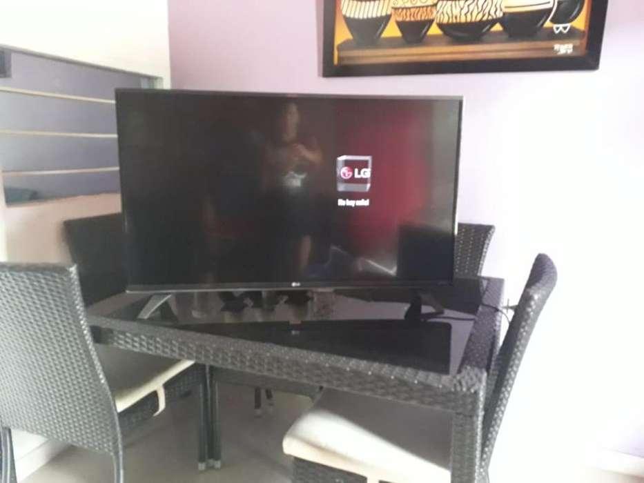Vendo Tv Lg 42 Pulgadas Ultrahd Buen Est