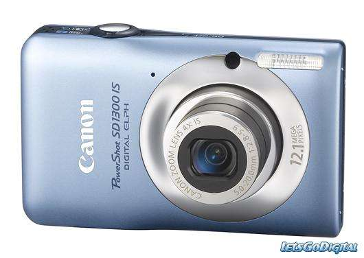 CANON SD 1300 IS