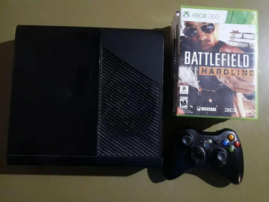 Xbox 360 E, 250 Gb, 6 Juegos Y Kinect