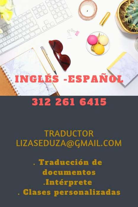 Traductor/Interprete