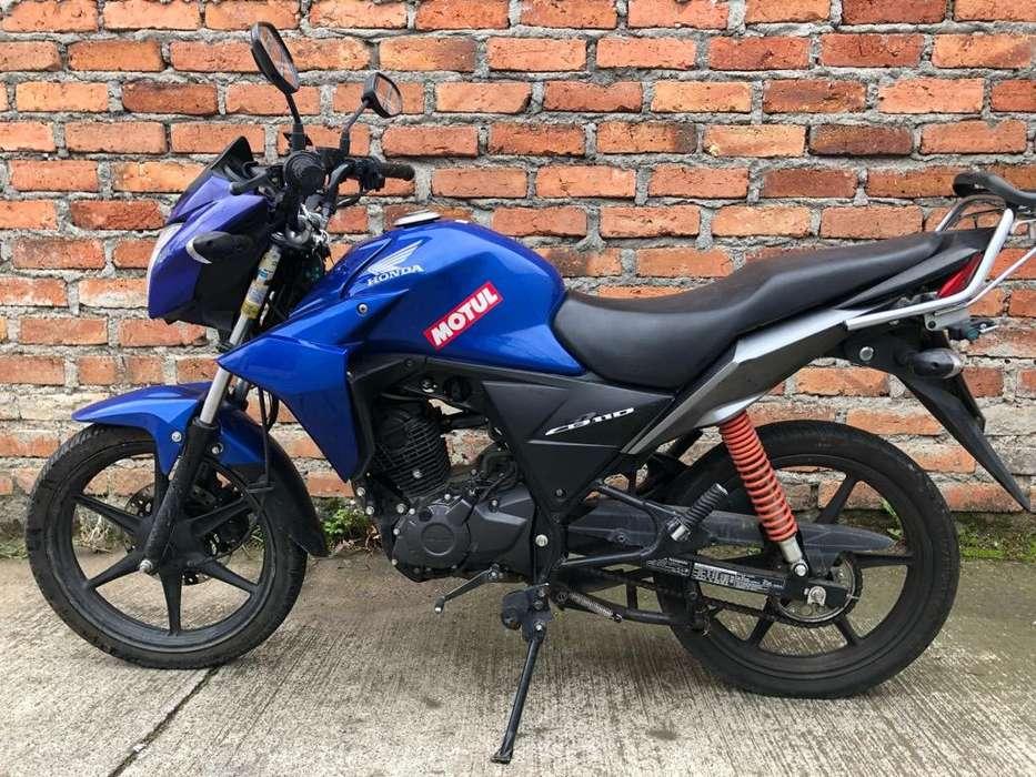 Moto <strong>honda</strong> Cb110 Twister de Venta