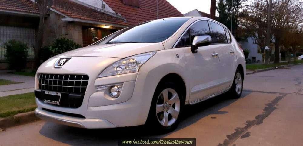 Peugeot 3008 2012 - 104000 km