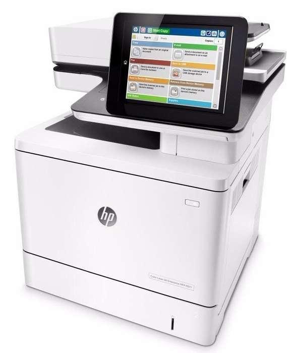 impresora laser HP M527DN