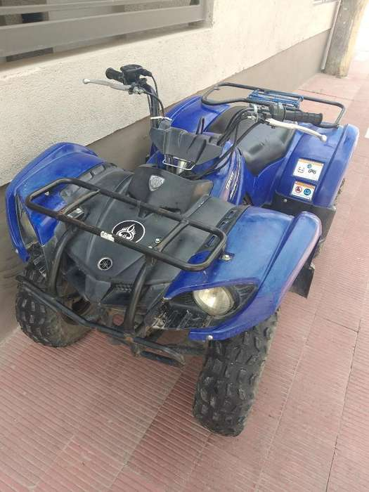Yamaha Grizzly 125, 2011