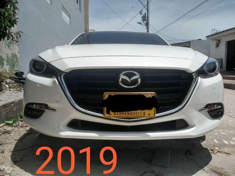 Mazda 3 2019 - 12302 km