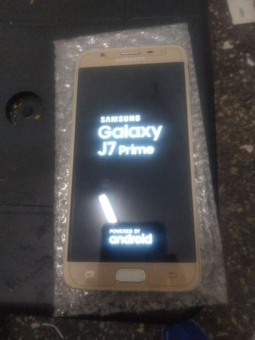 Samsung J7 Prime Impecable Libre