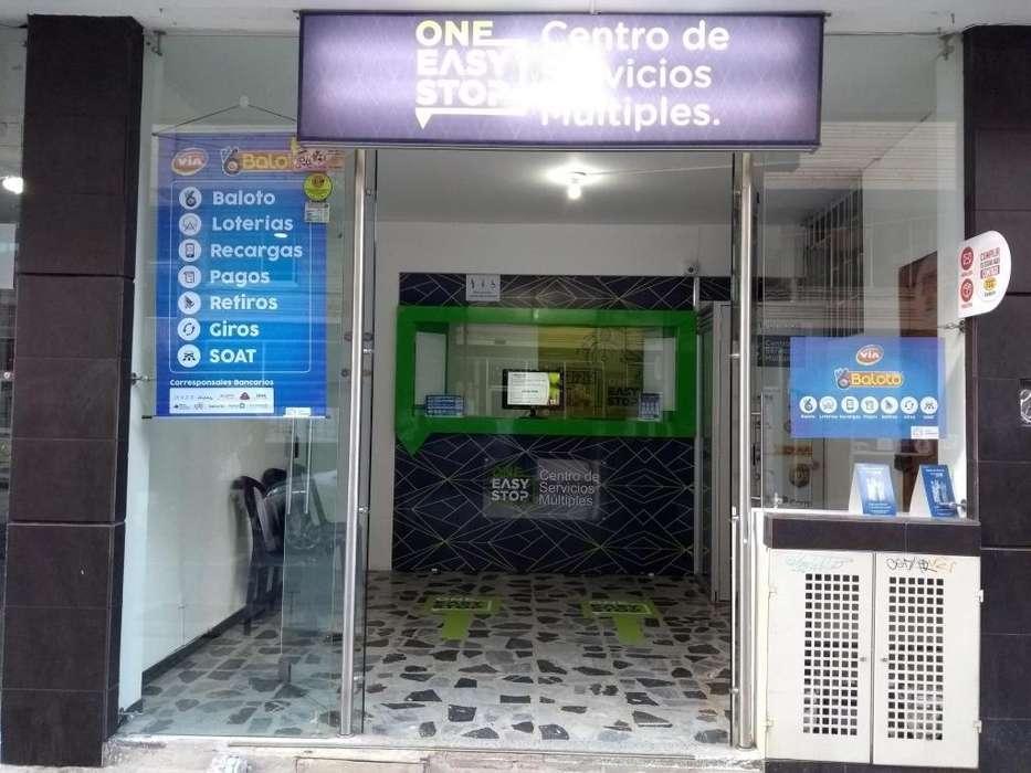 SE VENDE MOBILIARIO DE LOCAL, CENTRO DE SERVICIO MÚLTIPLES ONE EASY STOP