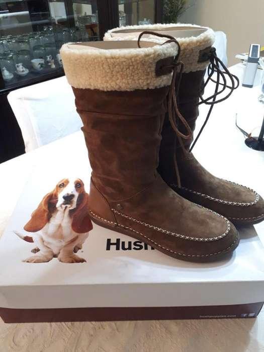 Vendo Botas Hush Puppies nuevas