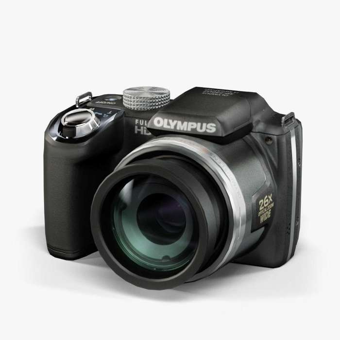 CAMARA FOTOGRAFICA OLYMPUS SP-720UZ 14.4 MEGAPIXELES VIDEO FULL-HD 1080P
