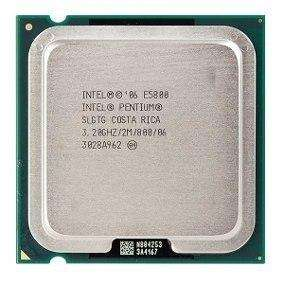 Procesador Dual Core E5800 3,2 ghz, 2mb caché, socket 775 para pc, con garantía
