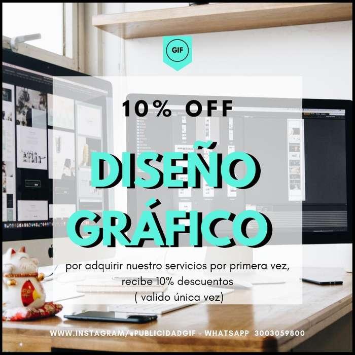 Diseño Grafico,web, Post,historias,logo