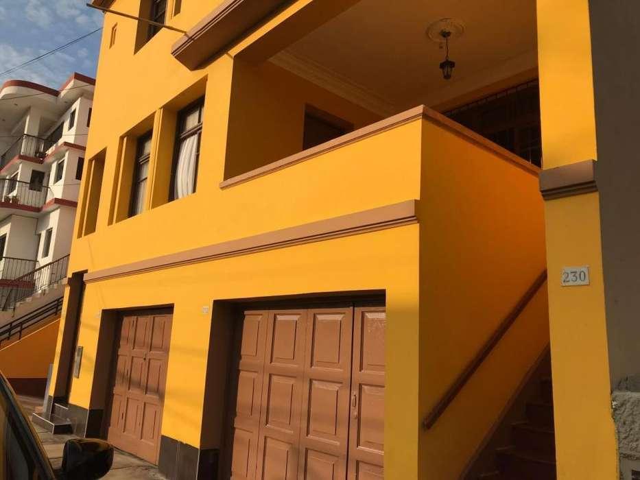 Linda casa oon vista a mar en La Punta