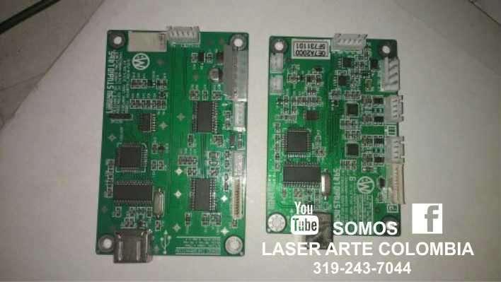 Mainboard Lihuiyu M2 para máquinas laser