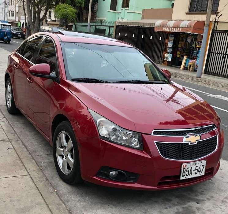 Chevrolet Cruze 2011 - 80000 km