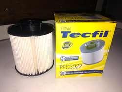 Filtro De Gasoil Tecfil Pec3022 mann Pu1046/1x Para Mb