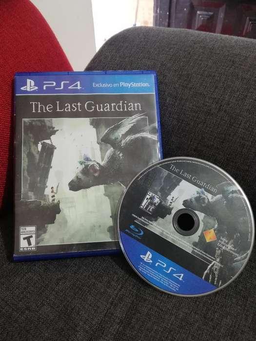 Vendo The Last Guardian