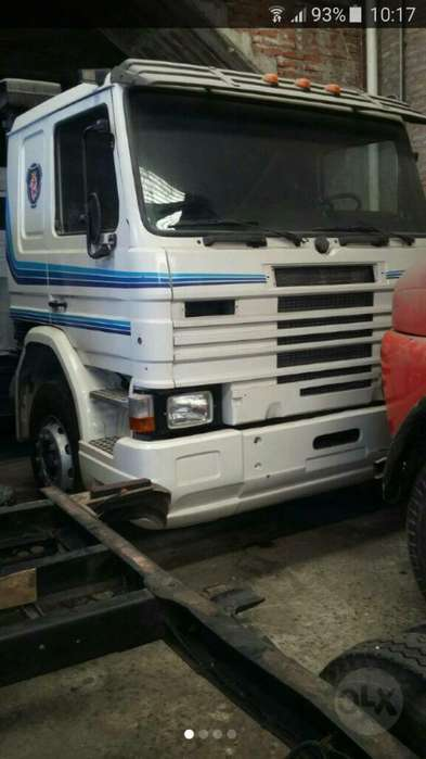 Scania P93 250 Vendo Permuto