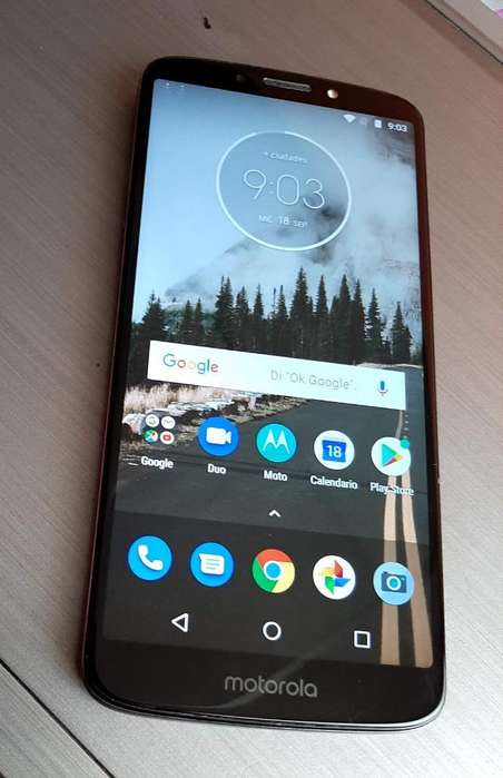 Motorola E5 Plus Tigo 16gb