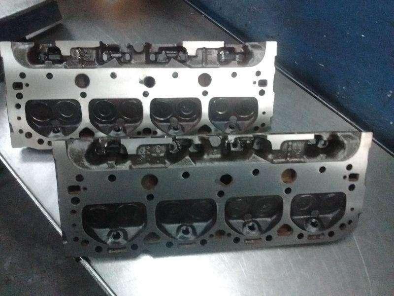 TAPAS CILINDROS CHEVROLET V8