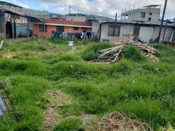 Venta de Terreno Av. Maldonado Sur Quito