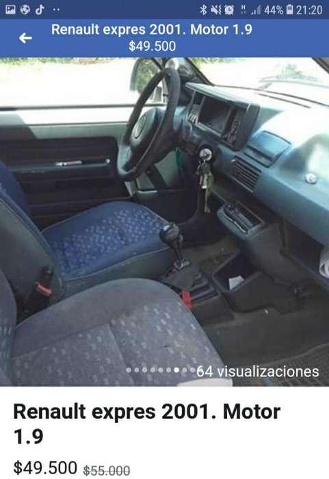 Renault Express 2001 Motor 1.9