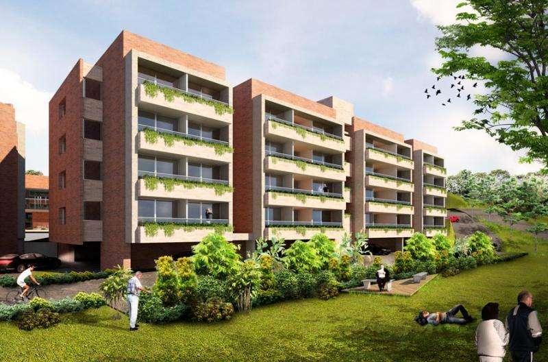 Cod. VBRAS-748 Apartamento En Venta En Envigado Envigado, El Vergel.
