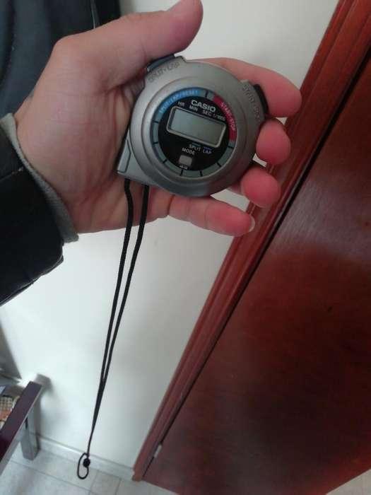 Cronómetro Digital Olímpico Casio