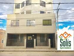 SOLÍS VENDE HOTEL EN LA CIUDAD DE CAJAMARCA, ANTES LLEGAR A PUENTE VENECIA, PROLONGACIÓN REVILLA PÉREZ