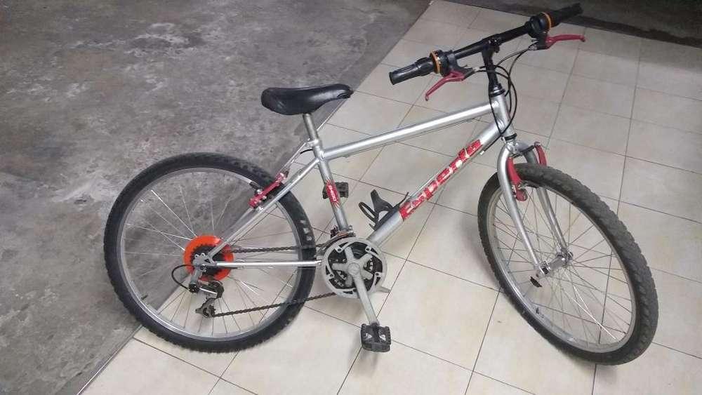 Rosario Bicicleta Mtb Rod 24