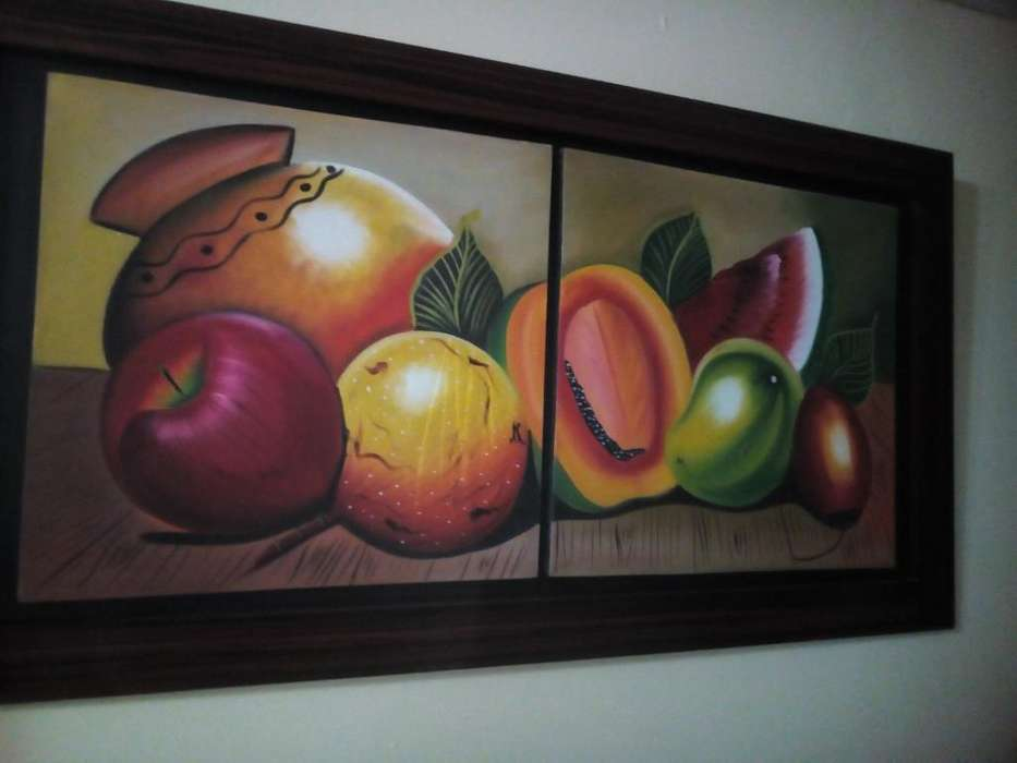 Cuadro Fe Frutas