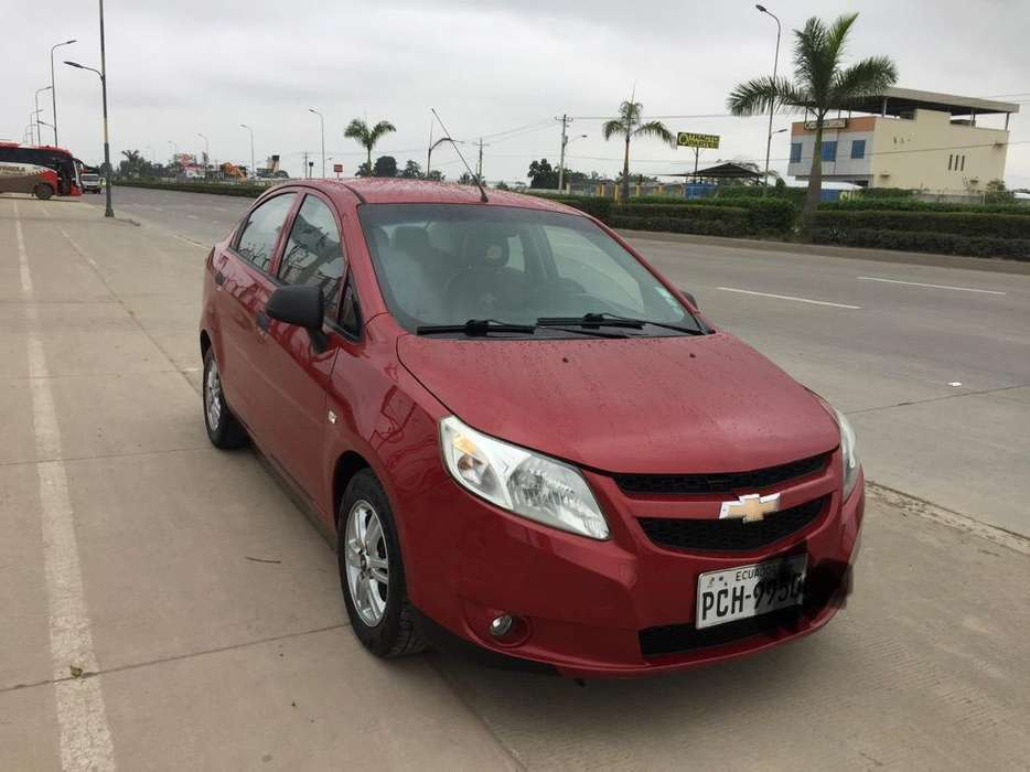 Chevrolet Sail 2014 - 100 km