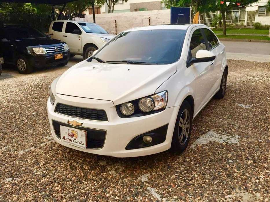 Chevrolet Sonic 2016 - 50000 km