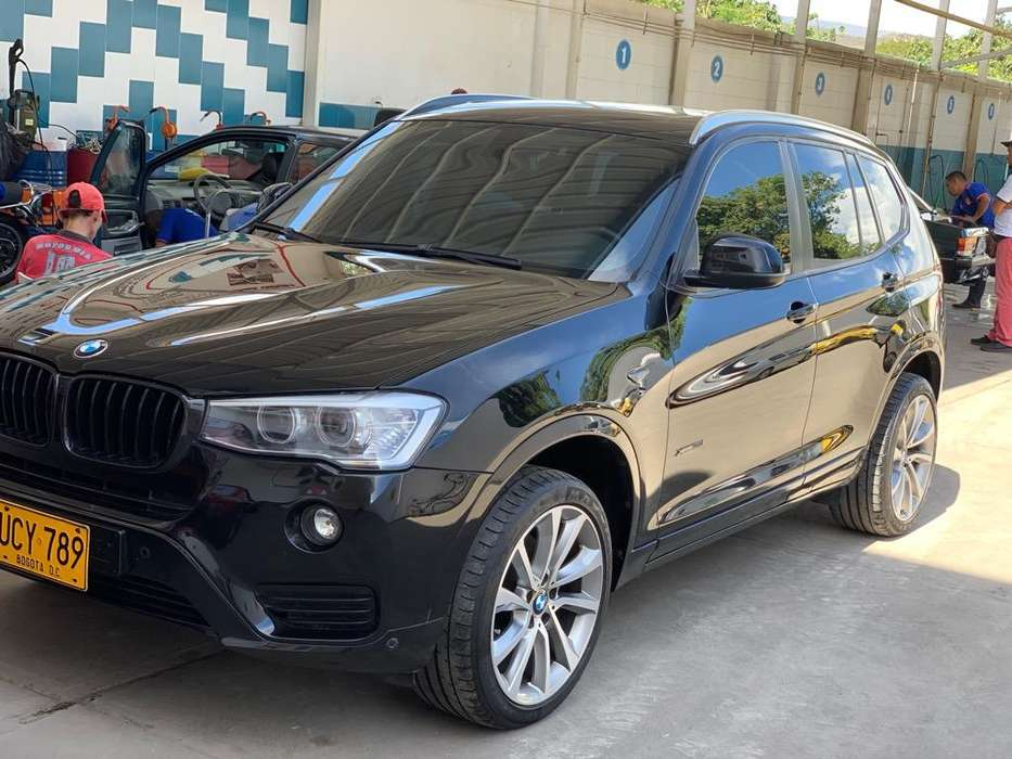<strong>bmw</strong> X3 2015 - 59000 km