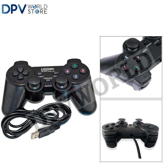 Control Usb Alambrico Para Pc <strong>joystick</strong> 16 Botones
