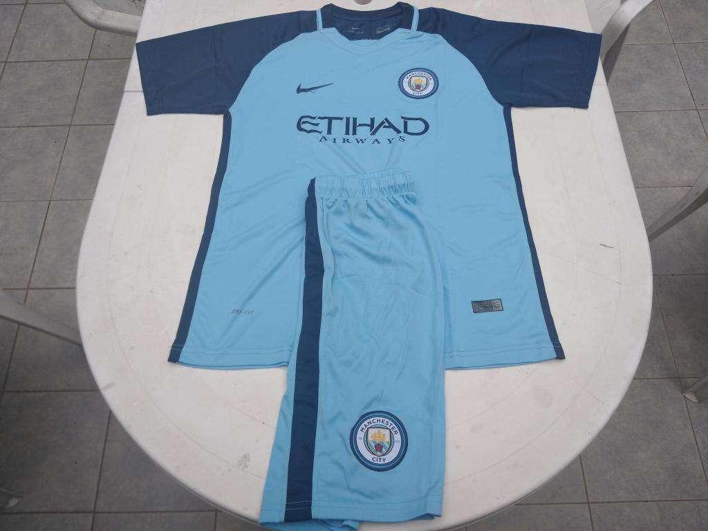 Conjuntos Manchester City Xl