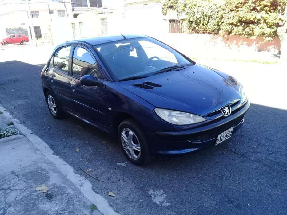 <strong>peugeot</strong> 206 2007 - 187200 km