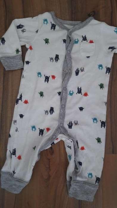 Enterito Pijama Multiuso Carters 3 Meses