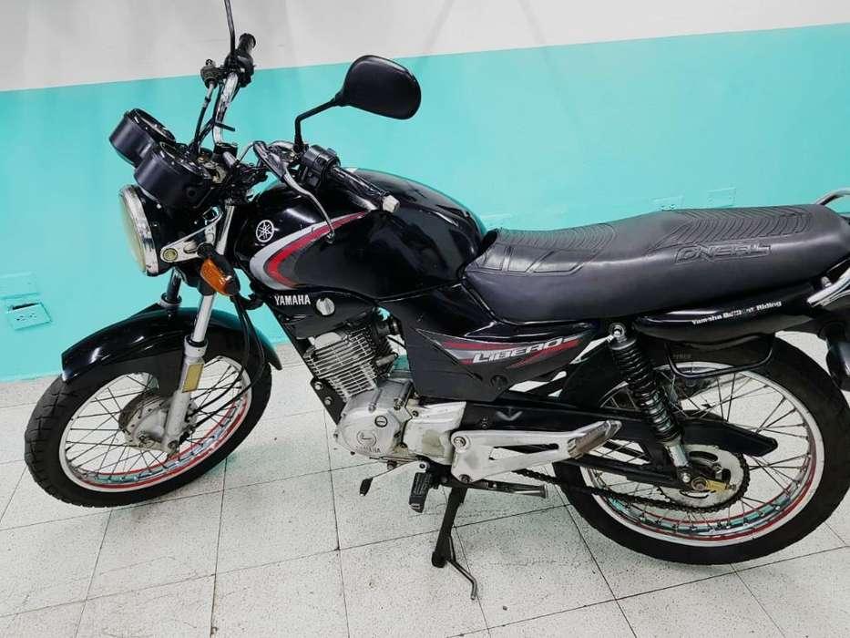Yamaha Libero 125 Modelo 2013