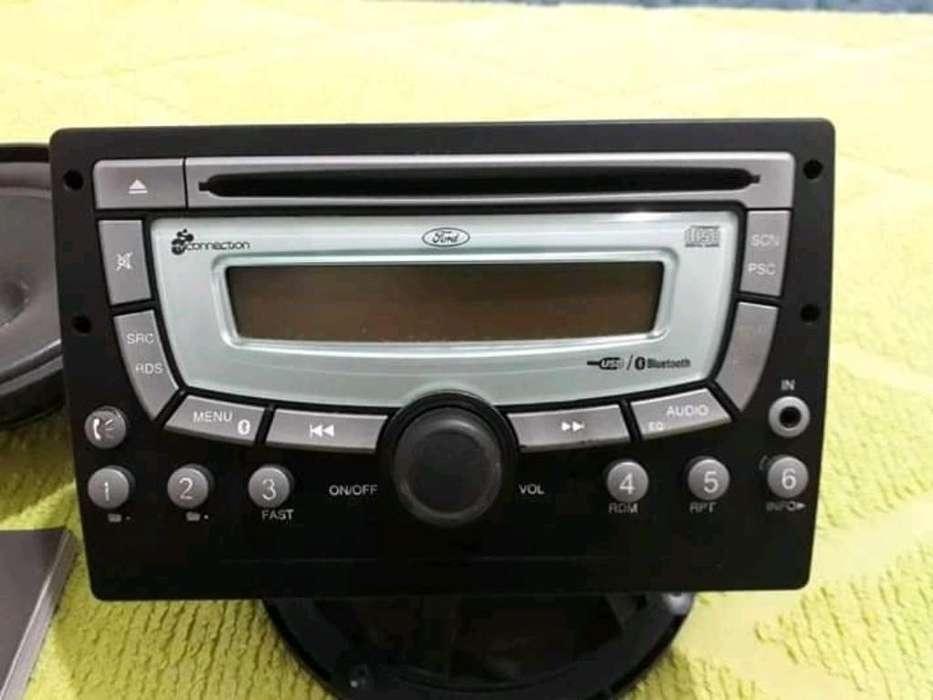 Stereo Original Ecosport 2012