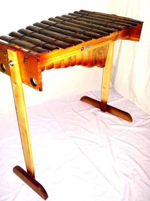 marimba de chonta de 10 notas