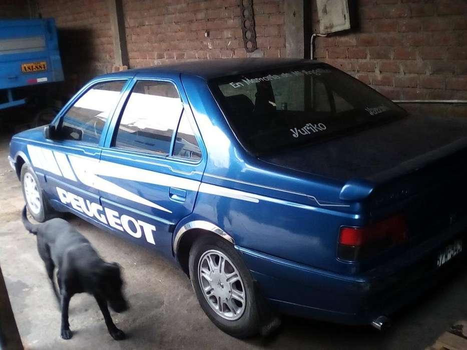 Peugeot 405 1995 - 2000 km