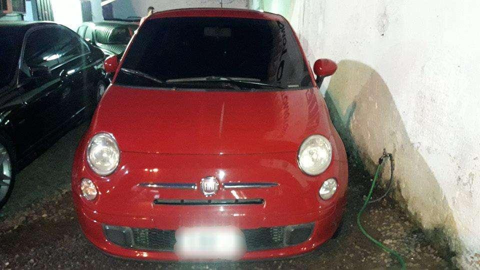 Fiat 500 2012 - 67000 km
