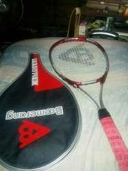 Raqueta Boomerang Profesional con Funda