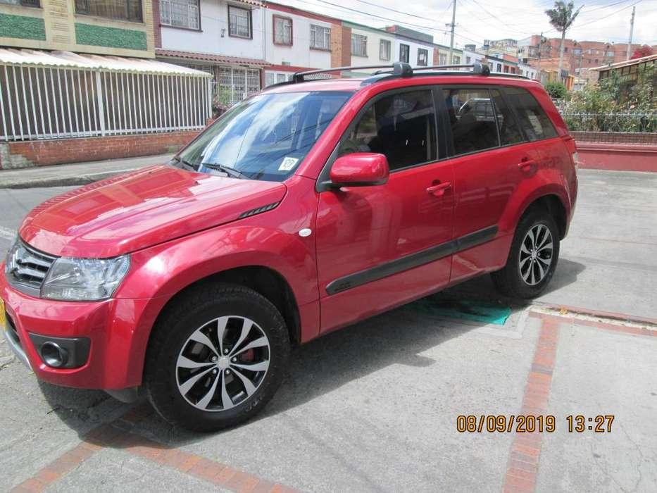 Suzuki Grand Vitara 2014 - 52000 km