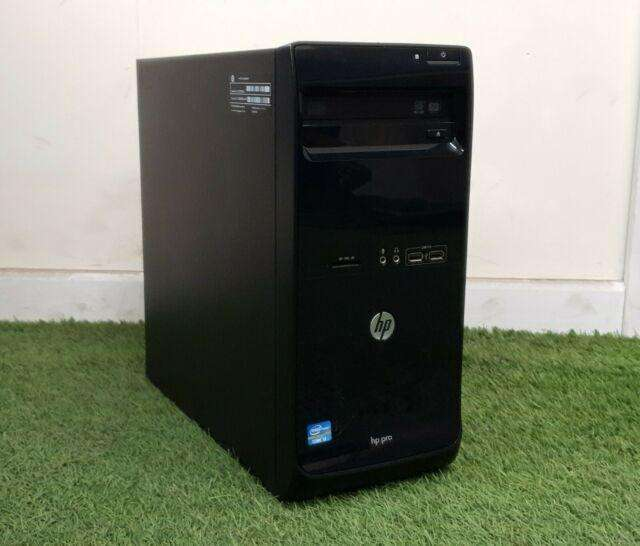 CPU HP Pro 3500 MT Intel Core i3-3240 3.4GHz. Tercera Gen.